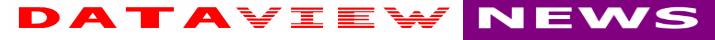 Dataview News Logo